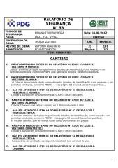 MBA_824 Relatório de Segurança nº 53 CANTEIRO.doc