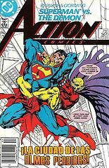1987 - 10 - Action Comics #587 Por Erakles.cbr