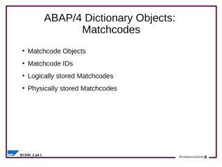 Appendix4_Matchcodes.ppt