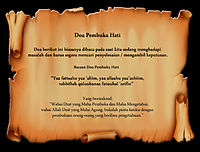 Doa Pembuka Kata Ayat Doa Pembuka Hati.jpg