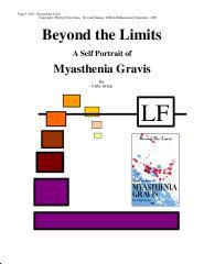 Beyond The Limits of Myasthenia Gravis.pdf