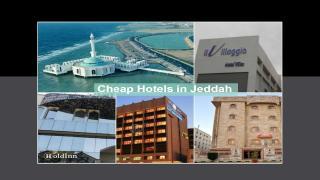 Cheap Hotels in Jeddah Saudi Arabia - Holdinn.com.pptx